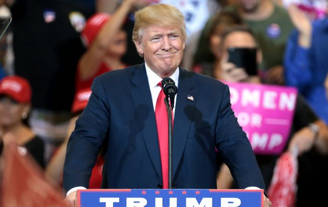 Трамп пояснив, чому США займають перше місце за кількістю заражених