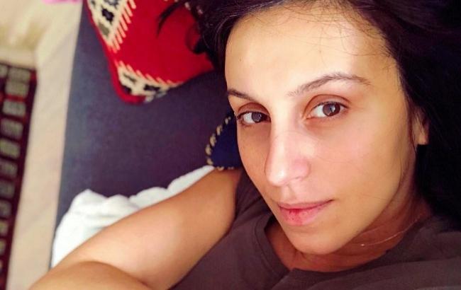 """""""Все дома"""": Джамала поделилась первым фото с новорожденным сыном"""