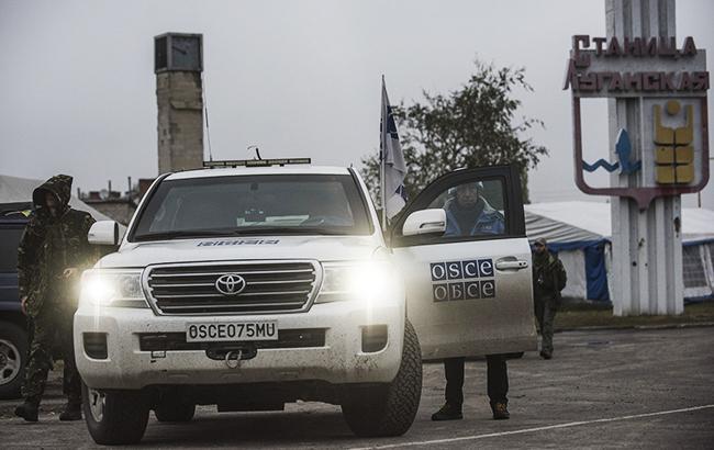 США призвали Россию заставить боевиков на Донбассе прекратить угрожать наблюдателям ОБСЕ