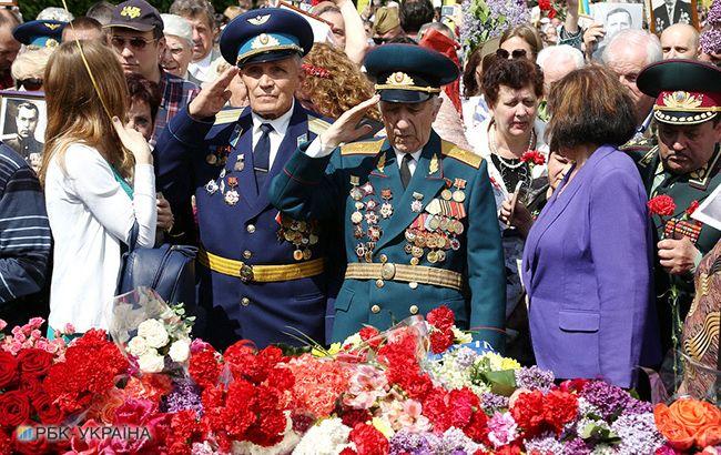 Як проходить 9 травня в Україні: подробиці