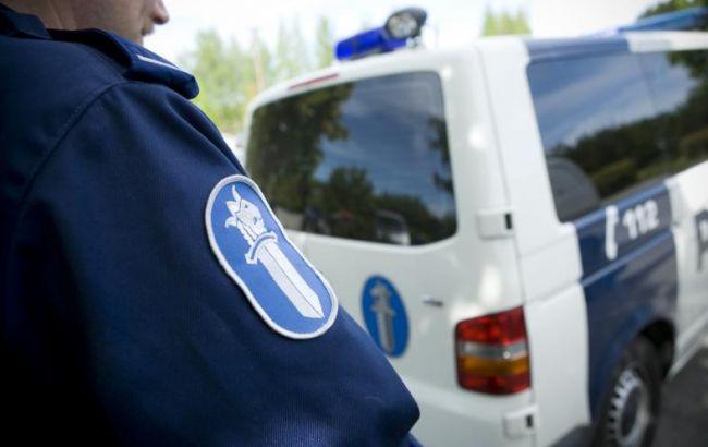 Фото: полиция Финляндии задержала подозреваемого в стрельбе