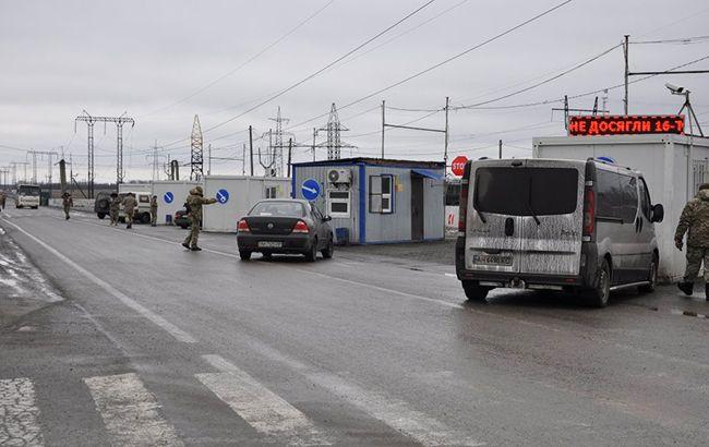 Пограничники рассказали, кто пересекает КПВВ на Донбассе после ограничений
