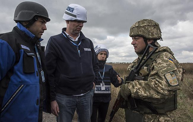 За год на Донбассе более 240 тыс. раз нарушали режим прекращения огня, - Хуг