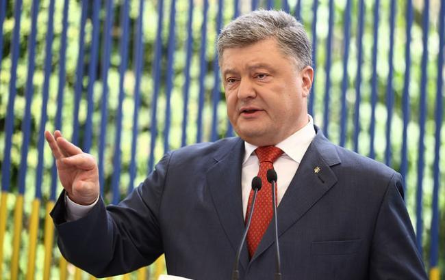 """Петро Порошенко прокоментував скандал з """"дупою"""" під час виступу Джамали"""