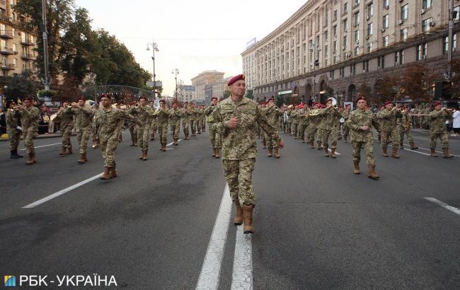 В параде ко Дню независимости Украины примут участие представители 18 стран