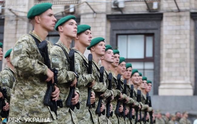 Раді рекомендують удосконалити закони з проходження військової служби