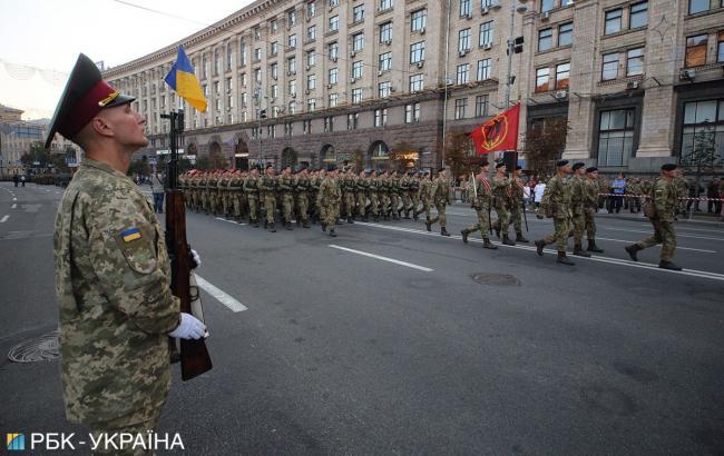 В Україні на День незалежності за порядком стежитимуть 30 тисяч правоохоронців