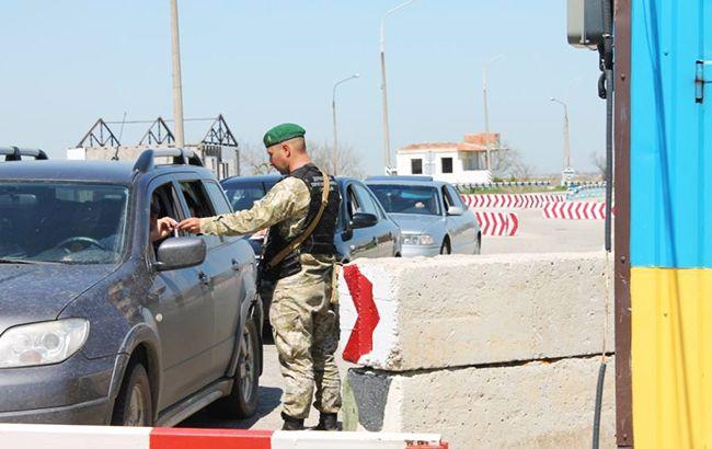 МинВОТ заявляет об уменьшении пересечений админграницы с Крымом