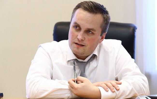 Холодницький підписав подання про арешт нардепа Березкіна
