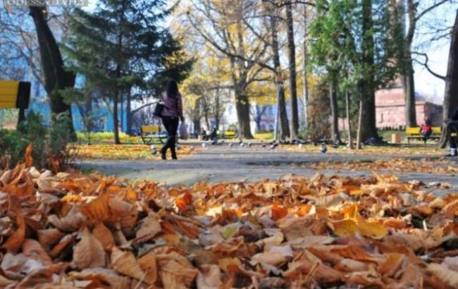 Фото: В Украину придет потепление (odessa-daily.com.ua)