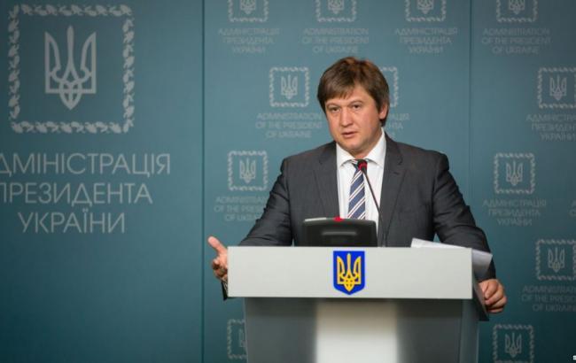 Україна очікує транш МВФ на початку лютого, - Данилюк