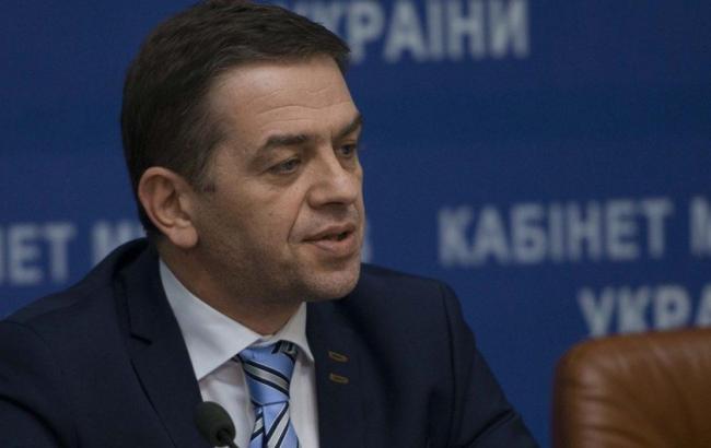 Заступник міністра юстиції України Гія Гецадзе