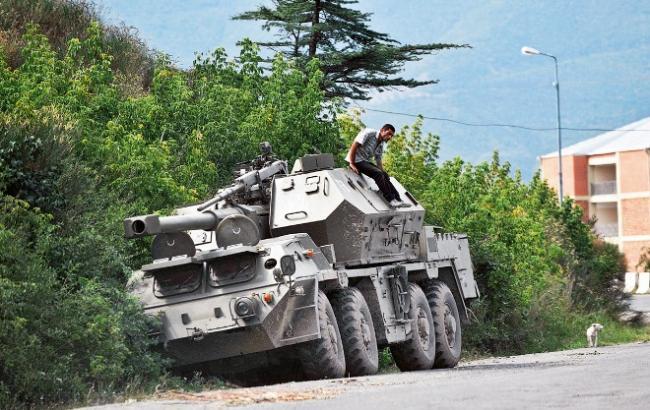 Фото: Война в Грузии (maximonline.ru)