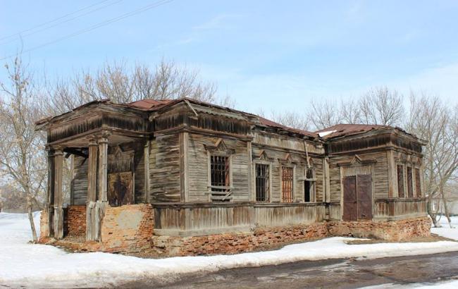 Фото: Дворец Шидловских (facebook.com/anton.bondarev.7)
