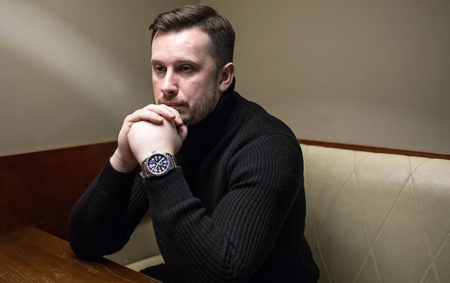 """Андрей Билецкий, внефракционный народный депутат, бывший комбат """"Азова"""", лидер партии """"Национальный корпус"""""""