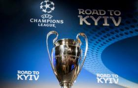 Фото: Кубок Лиги чемпионов УЕФА (facebook.com/olympic.nsc)