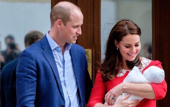 Крестины сына принца Уильяма и Кейт Миддлтон: появилось видео с церемонии