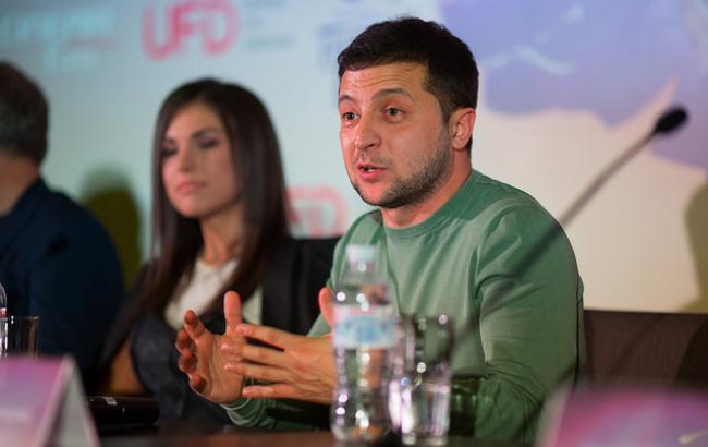 Фото: Владимир Зеленский (РБК-Украина)