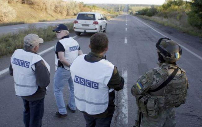 """Фото: ФСБ обвинила в """"шпионаже"""" украинца из состава мониторинговой миссии ОБСЕ"""