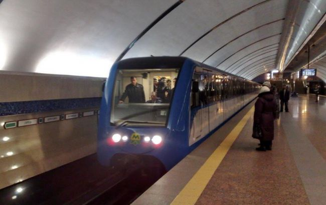 Інтернет у мережі Vodafone став доступний пасажирам синьої лінії київського метро