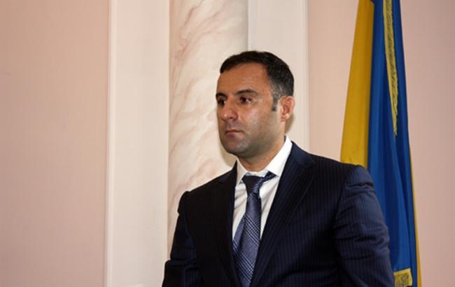Милицию Одесской области возглавил экс-заместитель главы МВД Грузии