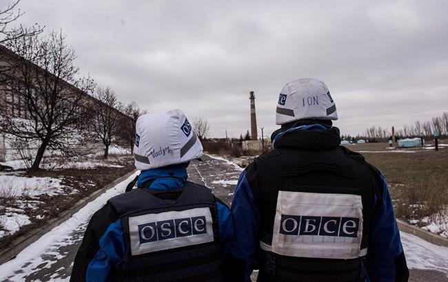 Фото: наблюдатели ОБСЕ на Донбассе (flickr.com/osce)