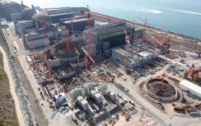 Взрыв наАЭС «Фламанвиль» воФранции записали навидео