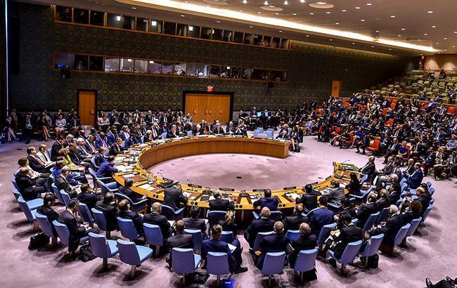 Заседание Совета безопасности ООН: онлайн-трансляция