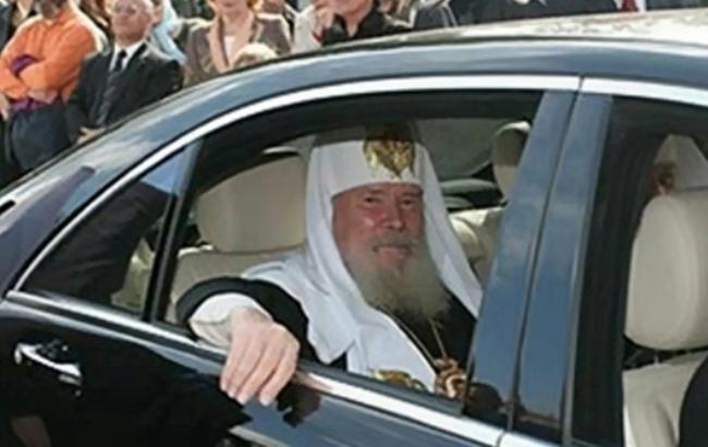 """Патріарх Кирило закликав росіян """"перестати доганяти"""" Європу"""