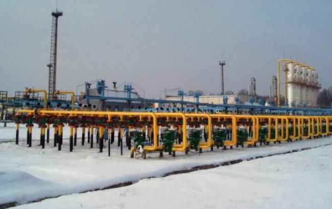 """""""Укртрансгаз"""" отмечает рост ежесуточного реверса газа через Польшу"""