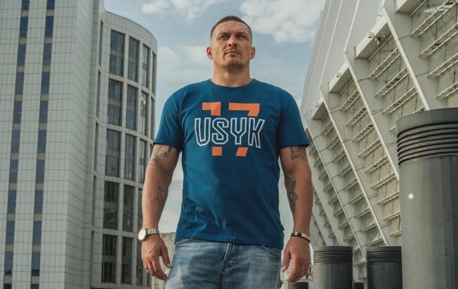 Фото: Александр Усик (instagram.com/usykaa)