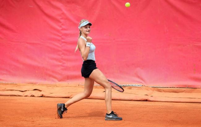Украинская теннисистка Ястремская вышла в полуфинал турнира в Будапеште