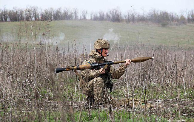 Боевики применили запрещенное вооружение на Донбассе