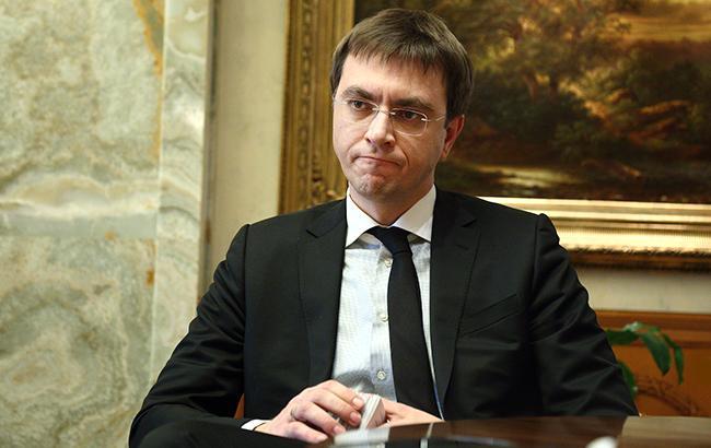 Міністр інфраструктури Володимир Омелян (фото - Віталій Носач)