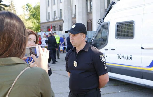 В Одесі під час публічних заходів сталася бійка