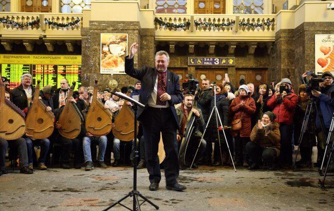 Фото: Національна капела бандуристів України ім. Г. Майбороди (РБК-Україна)