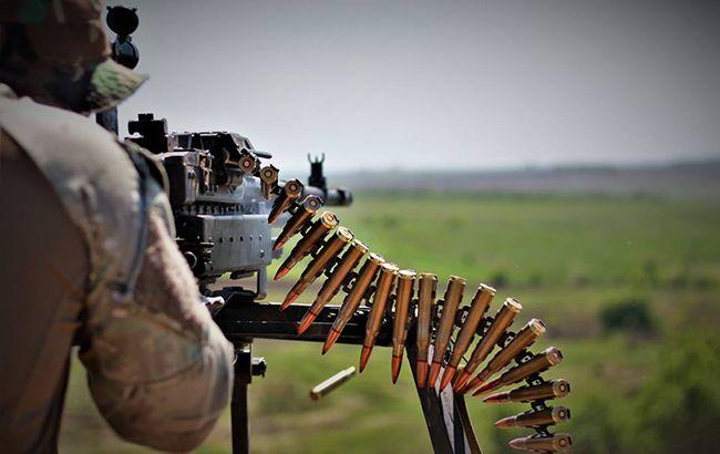 Боевики на Донбассе трижды применили запрещенное вооружение