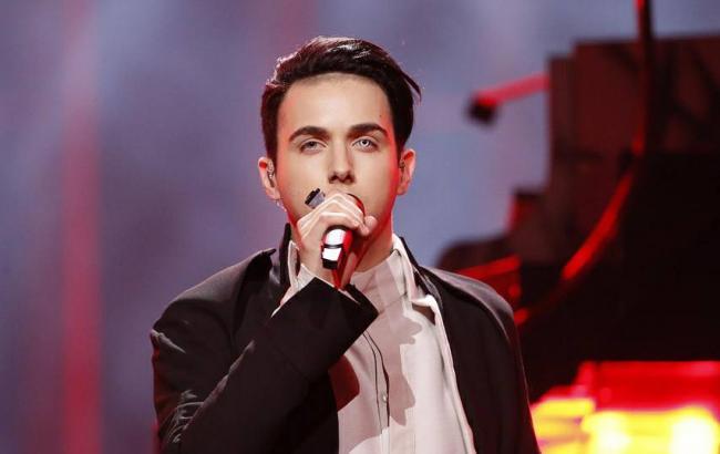 Євробачення 2018: MELOVIN влаштував шоу у фан-зоні конкурсу (відео)