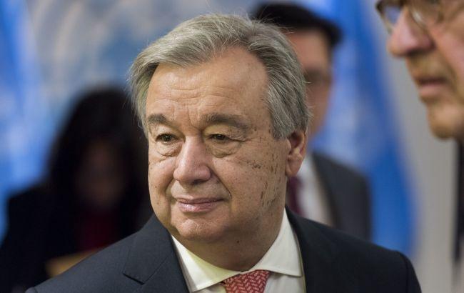 Вакционалізм приречений на провал: генсек ООН закликав країни ділитися вакцинами