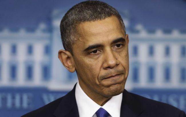 Обама созывает Совет нацбезопасности в связи с терактами в Париже