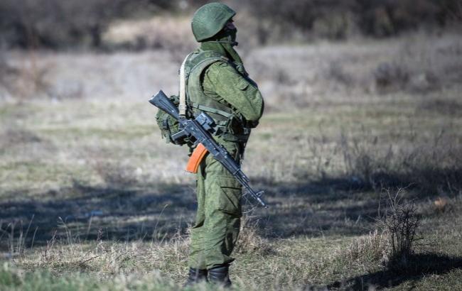 Фото: Воші загрожують російським військовим (echo.msk.ru)