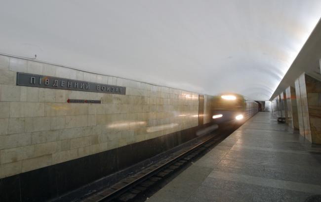 """Фото: станція метро """"Південний вокзал"""" у Харкові"""