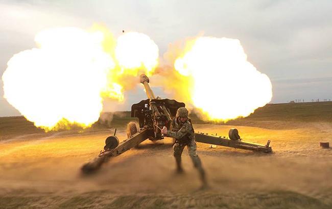 Боевики 33 раза обстреляли позиции ООС, двое раненых— Сутки наДонбассе
