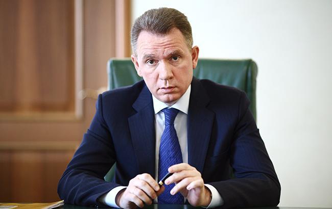 Председатель Центральной избирательной комиссии Михаил Охендовский (фото - Виталий Носач)