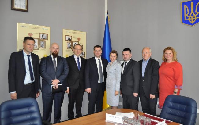 Україна з Грузією запровадять конвенцію Пан-Євро-Мед