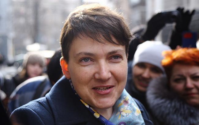 Надія Савченко оголилася і пообіцяла піти в президенти: опубліковано провокаційне відео