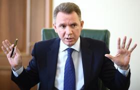 Голова Центральної виборчої комісії Михайло Охендовський (фото - Віталій Носач)