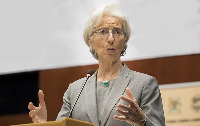 Фото: Лагард предрекает финансовый кризис ( IMF.org)