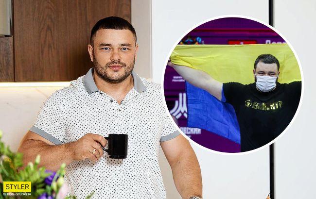 Український чемпіон розповів про істерику в мережі через пост з Кремлем