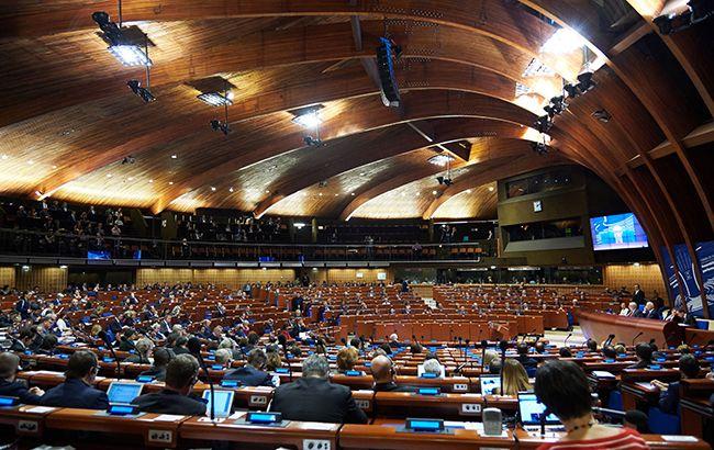 ПАСЕ приняла резолюцию, предусматривающую отмену политических санкций противРФ